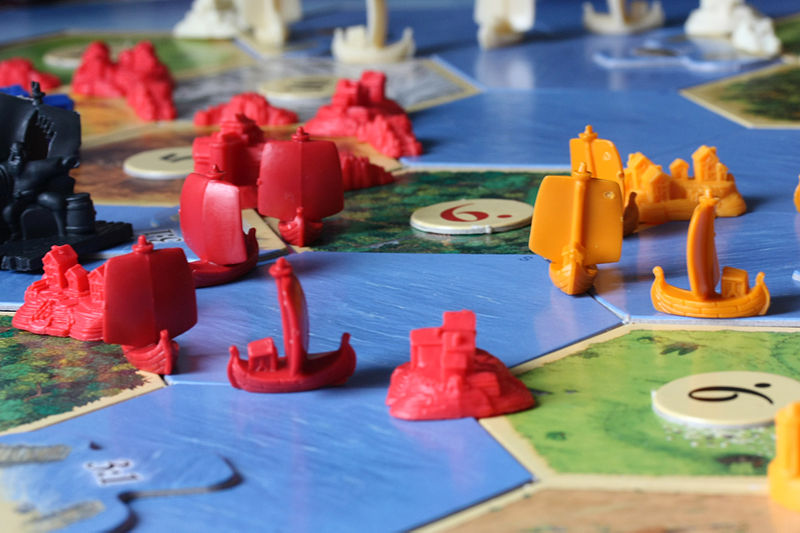 settleres of catan sefarers expansion review midgame