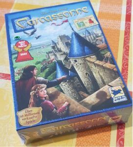 what is carcassonne board game