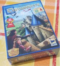 carcassonne board game box