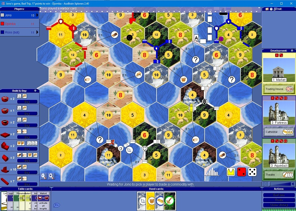 what is cities and knights settlers of catan expansion asobrain