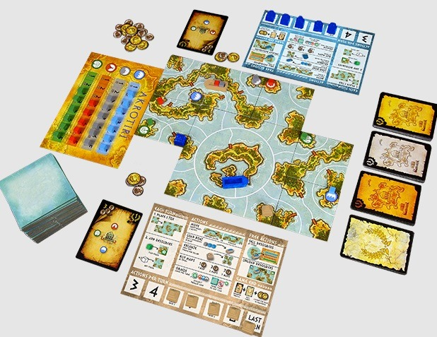 Top 12 Board Games For Couples akrotiri box akrotiri board overview
