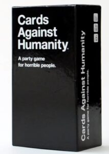 Best Party Board Games For Adults cards against humanity