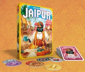Top 12 Board Games For Couples jaipur box