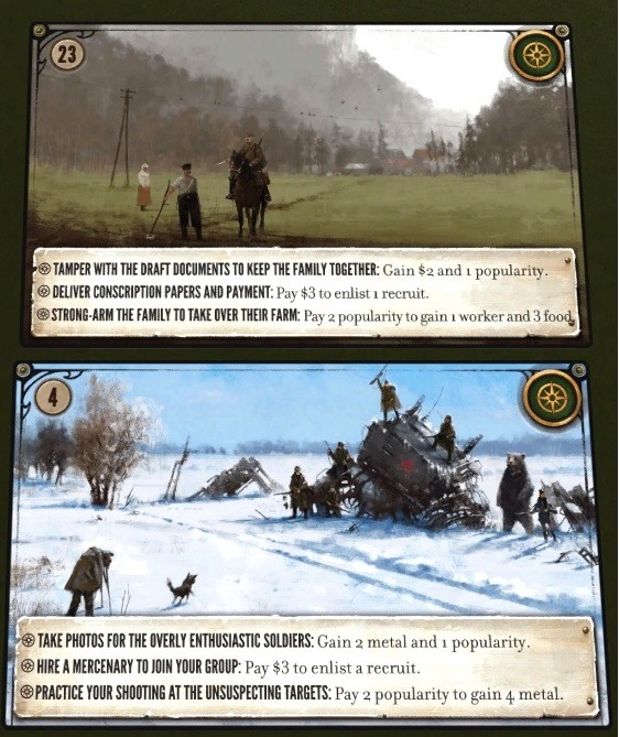 scythe encounter cards
