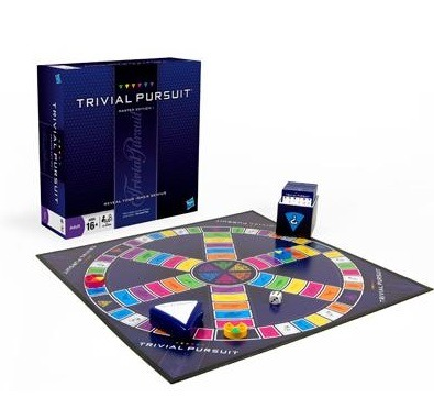 Best Party Board Games For Adults trivial pursuit