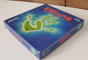 what is kahuna board game