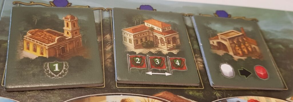 santiago de cuba buildings board game review