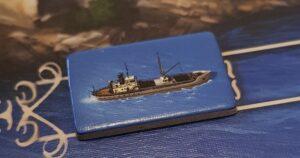 santiago de cuba ship marker