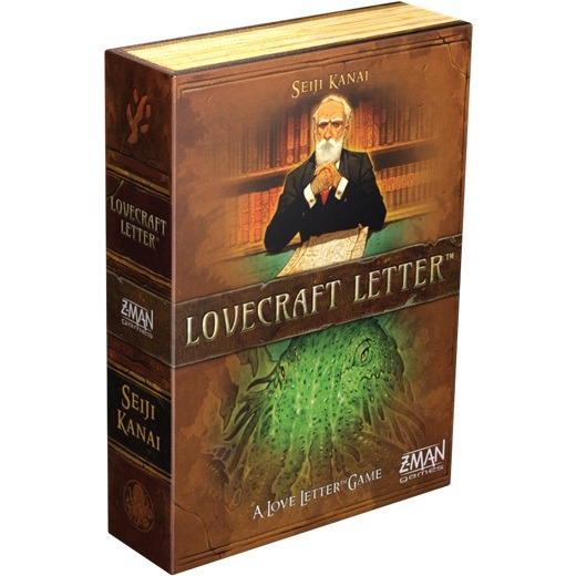 Which Love Letter Board Game to Buy Lovecraft Letter