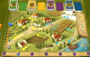 main board of viticulture