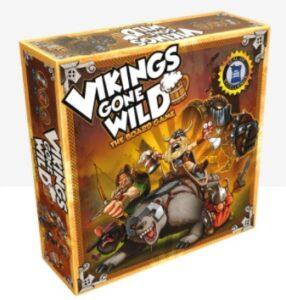 best viking board games vikings gone wild box