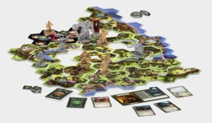 The Lord of the Rings: Best Lord of the Rings Board Games Journeys in Middle-earth Board