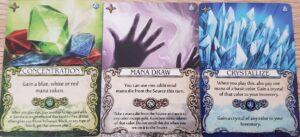 mage knight mana cards