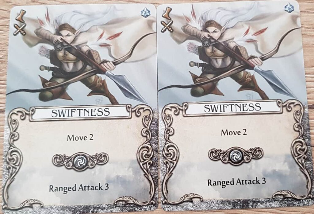 mage knight swiftness