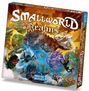 Small World Board Game Expansions Realms
