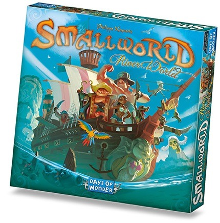 Small World Board Game Expansions River World