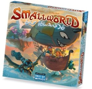 Small World Board Game Expansions Small Islands