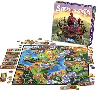 Small World Board Game Expansions Small World Base Game