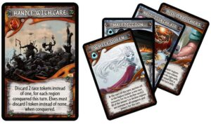 Small World Board Game Expansions Tales and Legends