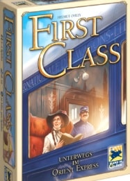 Best Train Board Games first class box