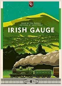 Best Train Board Games irish gauge box