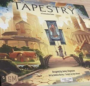 Tapestry box