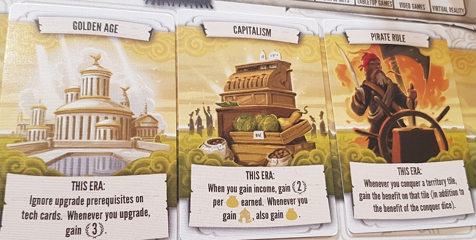 Tapestry board game review tapestry cards