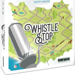 Best Train Board Games whistle stop