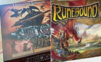 Mage Knight vs Runebound
