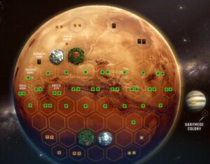 Terraforming Mars Board Game Review Mars