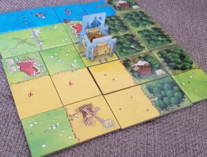 Carcassonne vs Kingdomino Kingdomino Carcassonne Kingdom