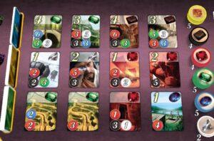 Splendor Board Game Review Board