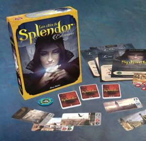 Splendor Board Game Review Expansion