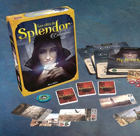 Splendor Board Game Review Expansion