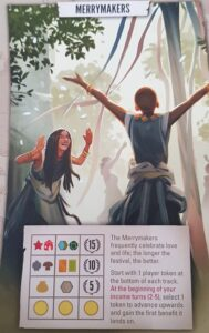 Tapestry Board Game Civilizations Merrymakers