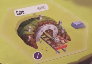Charterstone Board Game Review Cave