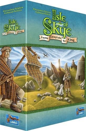 Isle of Skye Board Game Review Box