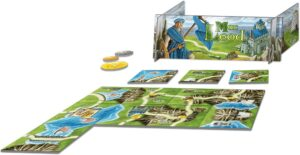 Isle of Skye Board Game Review Layout Overview