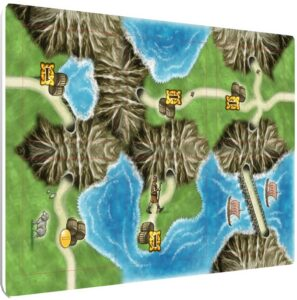 Isle of Skye Board Game Review Tiles