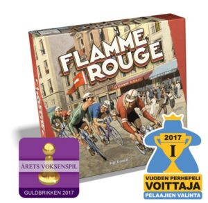 Best Auto Racing Board Games flamme rouge box