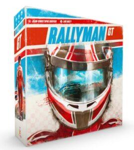 Best Auto Racing Board Games rallyman gt box