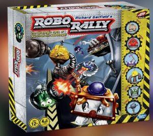 Best Auto Racing Board Games robo rally box