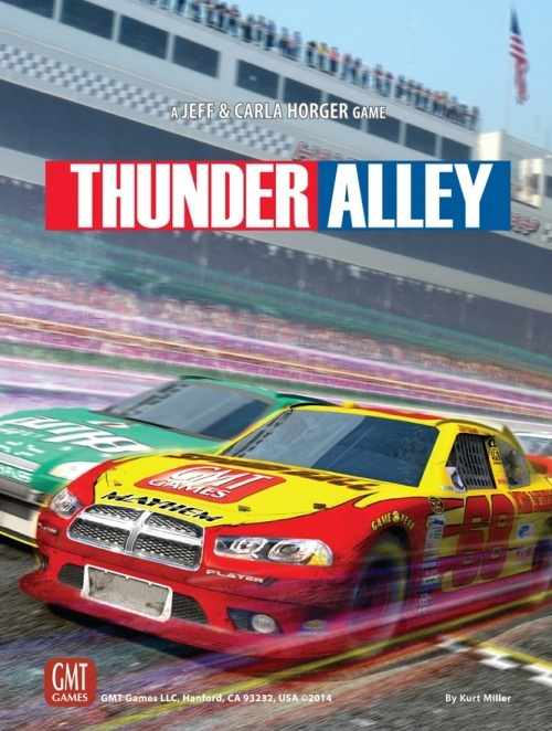 Best Auto Racing Board Games thunder alley box