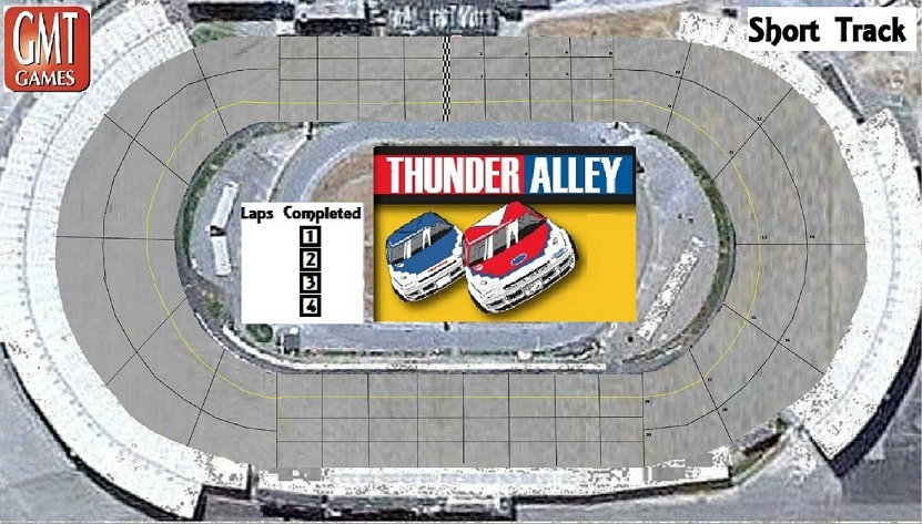 Best Auto Racing Board Gamesthunder alley short track