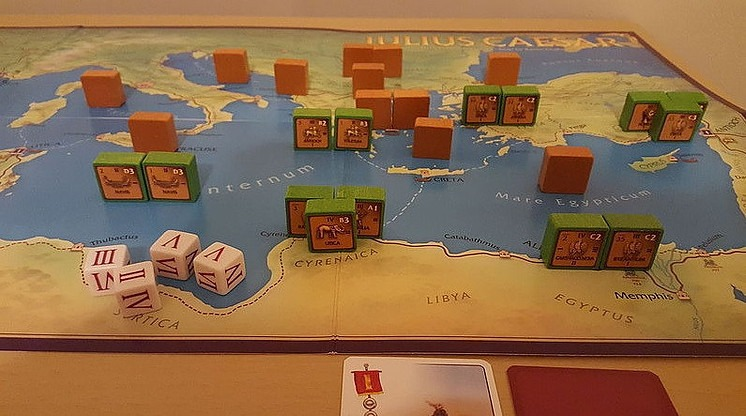 Best Civil War Board Games Julius Caesar