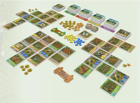 Best Farming Board Games fields of green