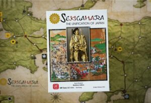 Best Civil War Board Games sekigahara title