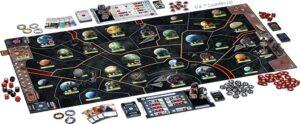 Best Civil War Board Games star wars rebellion layout overview