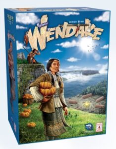 wendake board game box