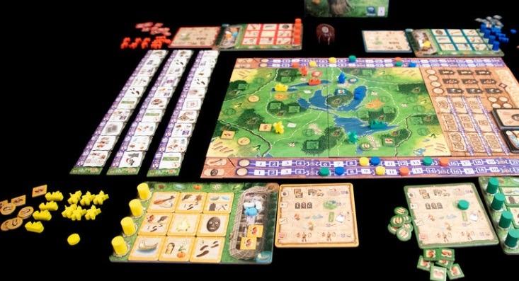 Best Farming Board Games wendake board